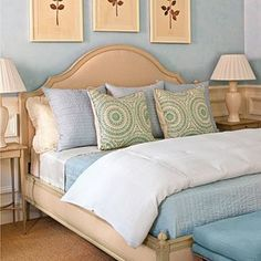 How To Make the Perfect Bed   Southern Living