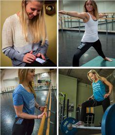 Lume Smart Leggings - Leggings Designed to fit your lifestyle