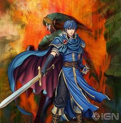 A crossover between The Legend of Zelda and Fire Emblem would be beyond epic.