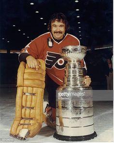 Bobby Taylor #30 1973-1974 - 1974-1975 Stanley Flyers Stanley Cup, Philadelphia Sports, Goalie Mask, Nhl, Bobby, Winter Jackets, Hockey Stuff, Bullies, 1930s