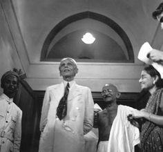 Jinnah-Gandhi Talks