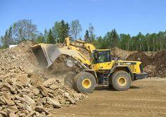 Kaevur: Kaevandajad pakuvad tööd | Kaevandamine  http://mi.ttu.ee/geotehnoloogia/