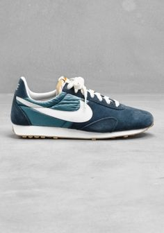 & Other Stories | Nike pre montreal racer fade | Blue Reddish Dark
