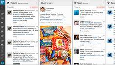 TweetDeckin Web ve Chrome Uygulamaları Yenilendi