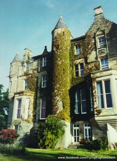 Blair Drummond #Castle, #Scotland