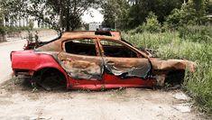 Сгоревший и брошенный Maserati Quattroporte Antique Cars, Antiques, Vehicles, Vintage Cars, Antiquities, Antique, Car, Old Stuff, Vehicle