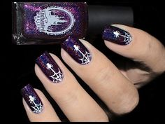 Nail Art Merry Christmas 2013 • LizanaNails