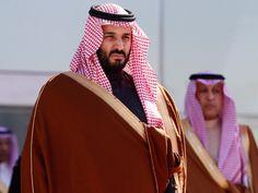 Saudi Arabia is betting its future on a megacity in the desert