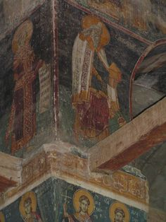 121 Church Icon, Icons, Painting, Art, Byzantine, Fresco, Mural Painting, Art Background, Symbols