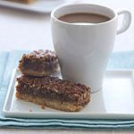 Pecan Pie Bars Recipe | MyRecipes.com