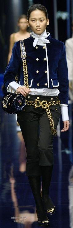 Dolce & Gabbana Fall 2006