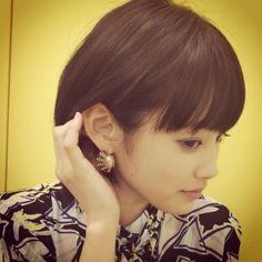 Earrings~~~ by Takahashi Ai <3