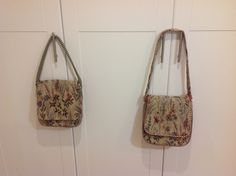 Upholstery material bags