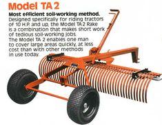 York Rake TA2