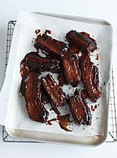 simple and delicious pork ribs from Donna Hay. A big hit among my friends during dinner parties.