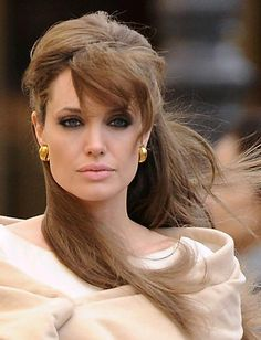 Angelina Jolie Hair styles 3 Life Style360 | Life Style