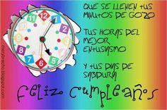 Que se llenen tus minutos de gozo #cumpleanos #feliz_cumpleanos #felicidades #happy_birthday #tarta_cumpleanos #pastel_cumpleanos #birthday_cake