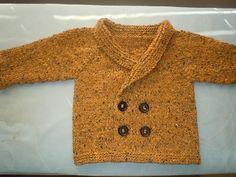 Henry's Sweater FREE Knitting Pattern