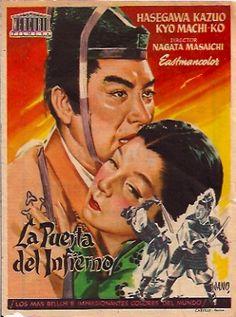 La Puerta del Infierno (1953) Jigokumon (Teinosuke Kinugasa)