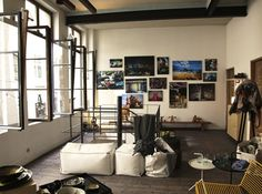 An Gyselinck is een talentvolle fotografe, maar heeft ook heel wat ervaring in bouwen. De combinatie leidt tot een gezellige,concept store over twee verdiepingen. Nieuwe hotspot Humør in Gent - Nieuws - Mode - KnackWeekend.be