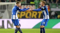 Sieg in letzter Minute - Profis - HerthaBSC.de