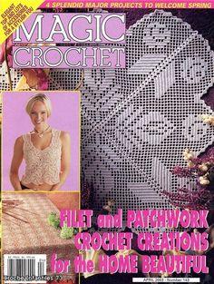 Magic Crochet 143. Comments: LiveInternet - Russian Service Online Diaries