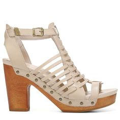 Jambu Women's Valentina Dress Sandals (Nude) - 10.0 M
