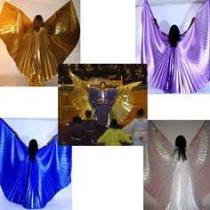 I love to minister with Wings..none of these are me..lol