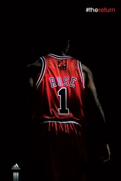 Derrick Rose 'The Return' Billboard ermahgod I am definately getting this in poster size!