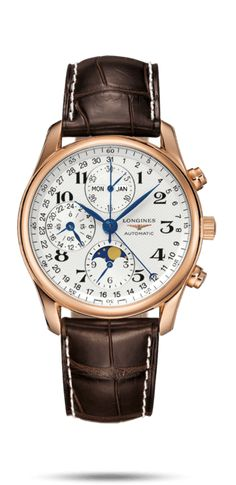 29e977580433 Longines The Longines Master Collection L2.673.8.78.3 Chronograph