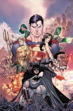 Justice League - Subscription
