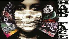 Bandana Magic Hard Face Bandeau, Creations, Magic, Face, The Face, Faces, Facial