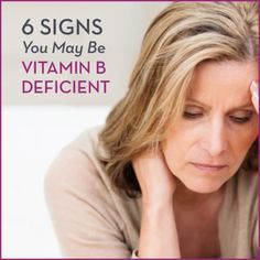 Feeling tired, weak or dizzy? You may have a vitamin B12 deficiency. Learn more here.