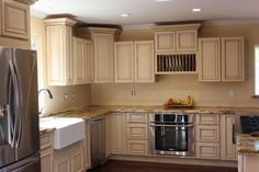 Grand Tuscany Kitchen - traditional - kitchen - philadelphia - RTA Cabinet Store