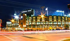 Street View of Lambeau Field. The absolute best place in the country to see a football game.  The hometown fans are welcoming. Fantastic tailgating!  The Packer Hall of Fame.