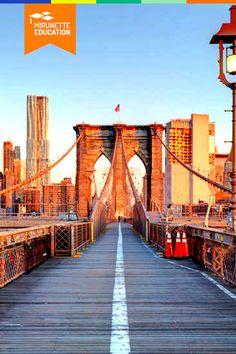 Programele din Statele Unite au starnit mereu interesul persoanelor orientate spre noi provocari si aventuri. Chiar daca programele sunt facilitate de catre diverse servicii acum mai mult ca niciodata, potentialul client va avea mereu nesigurante cu privire la anumite aspecte, printre care zbor, plasament, dar mai ales VIZA SUA. Brooklyn Bridge, Pop Up, Travel, Viajes, Popup, Destinations, Traveling, Trips