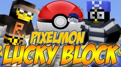 Minecraft [ITA] : Pixelmon Lucky Block Challenge : ZAPDOS NEL DUBBIO PER...