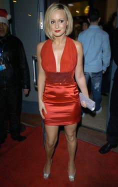 Chanelle Hayes Halter Dress - Chanelle Hayes Looks - StyleBistro