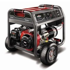 Briggs & Stratton™ Elite 8000-Watt Portable Generator - Sears | Sears Canada