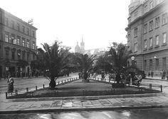 Wielopole. Kraków, 1936 rok.