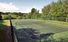 Crowbourne Time for Tennis - breathtaking views throughout the year