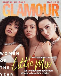 Little Mix Jesy, Little Mix Style, Little Mix Girls, Glamour Magazine Uk, Glamour Uk, Jesy Nelson, Meninas Do Little Mix, Little Mix Photoshoot, Little Mix Updates