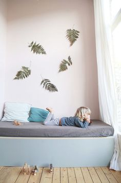 Kids rooms - Monochrome VS colour | Bloesem kids