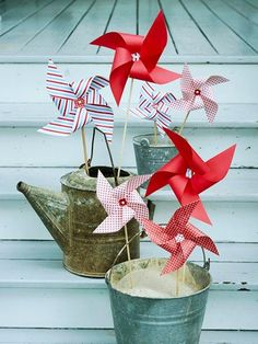 ideas for the home: Front Porch Summer Decorations
