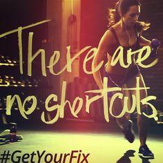 There are NO Shortcu