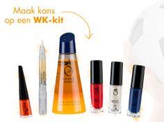 Wij houden van oranje! Jij toch ook? Wanneer voelde jij je 100% Hollands? Re-pin deze afbeelding en laat ons zien hoe jij het Nederlands elftal support! Maak kans op deze WK-kit speciaal voor prachtig Hollandse nagels!