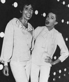 Lena Horne & Judy Garland