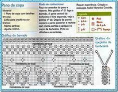 Resultado de imagem para graficos de cortinas de borboletas-crocsó graficos de cortinas de borboletas crochee