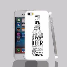 13090 Beer bottle number transparent Cover cell phone Case for iPhone 4 4S 5 5S 5C 6 6S Plus 6SPlus