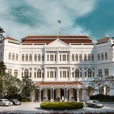 Image result for raffles hotel